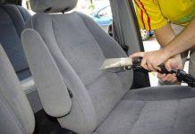 curatat tapiterie auto